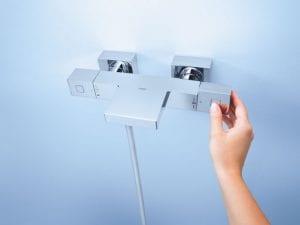 Bateria termostatyczna wannowa