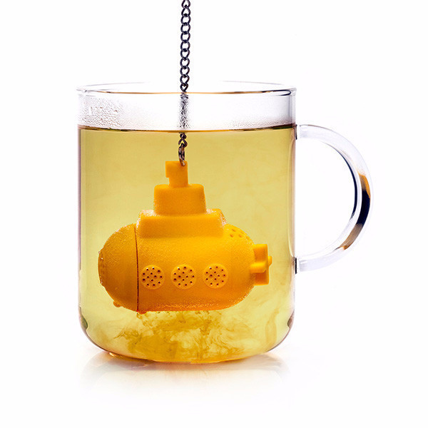 yellow tea submarine