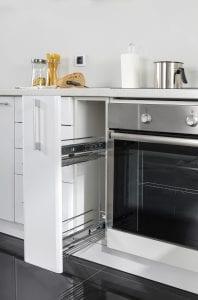 Szafki kuchenne - szuflady kuchenne