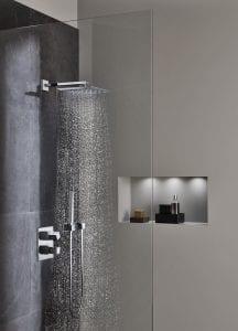 Zestaw prysznicowy Grohe Eurocube