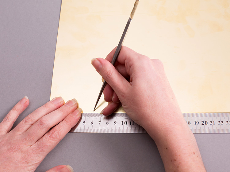 Jak zrobić mosiężny wazon krok po kroku