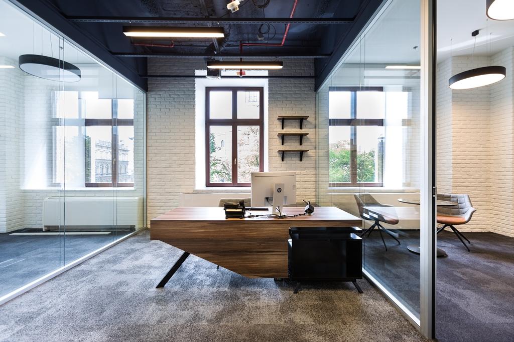 styl nowoczesny w biurze