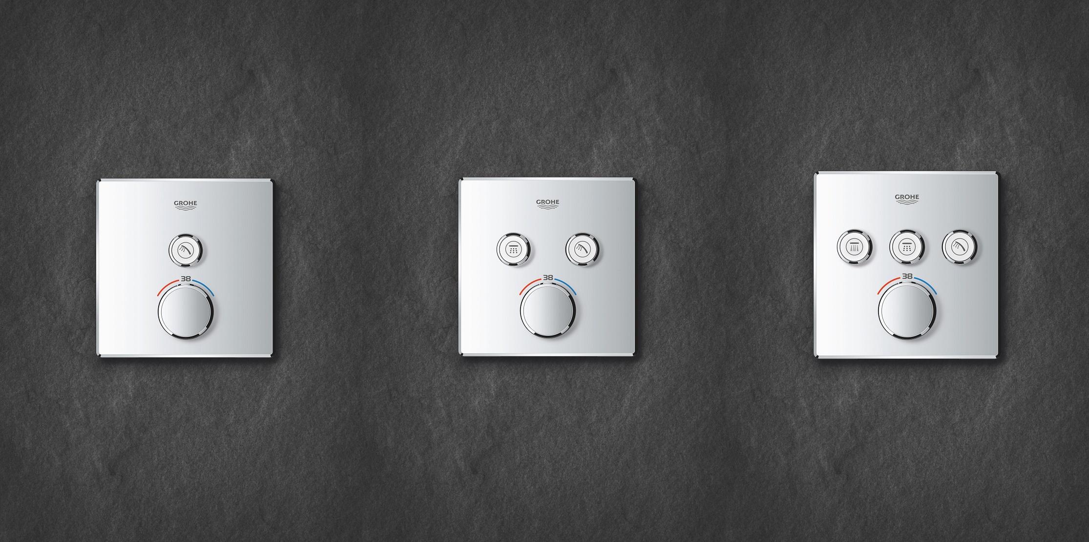 termostatyczna bateria