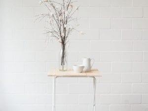 Stolik z palet i kosza na pranie - Tutorial krok po kroku z DaWanda