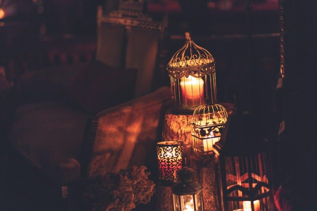 dekoracje na imprezę sylwestrową