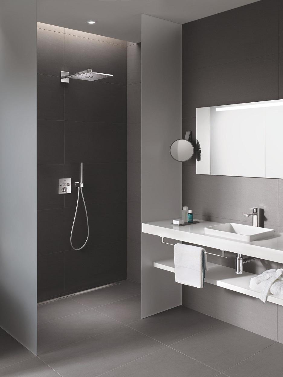 łazienka w nowoczesnym stylu