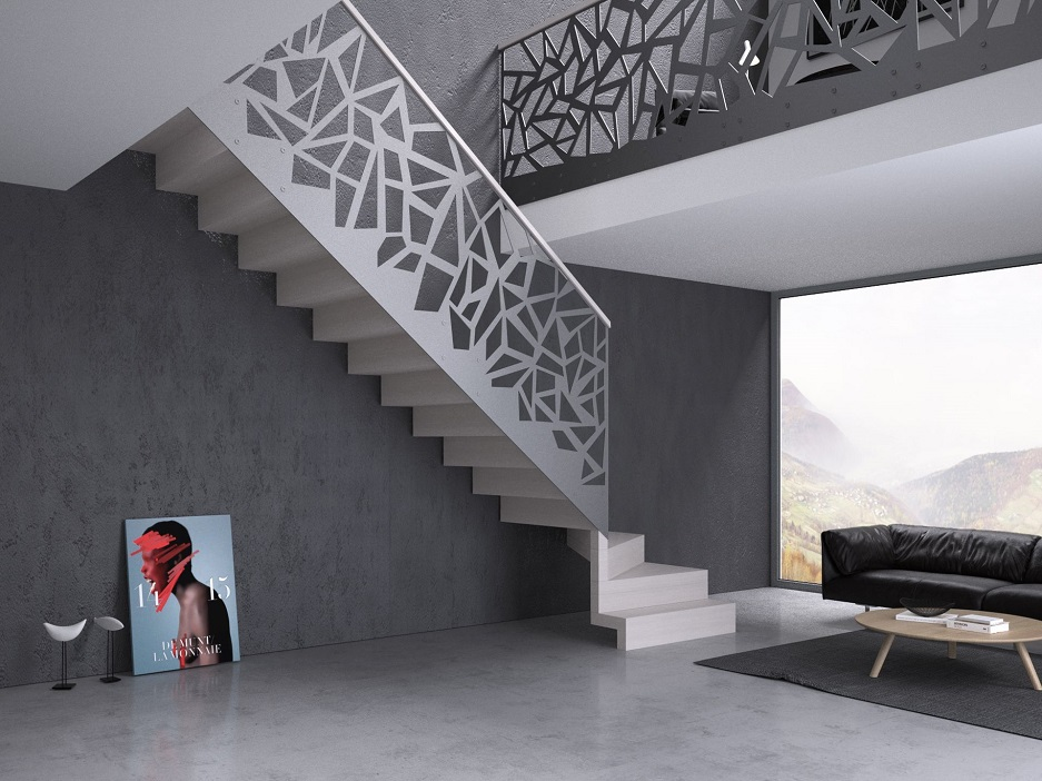 schody ażurkowe