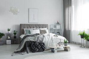 jak wybrać łóżko kontynentalne