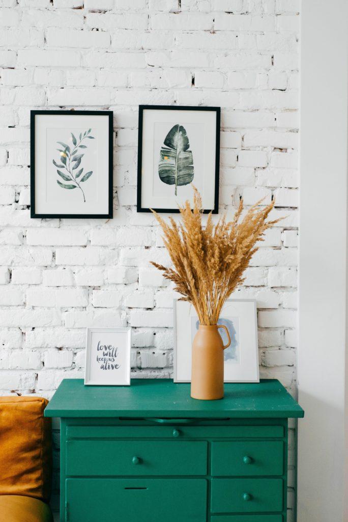 jasne małe mieszkanie - aranżacja