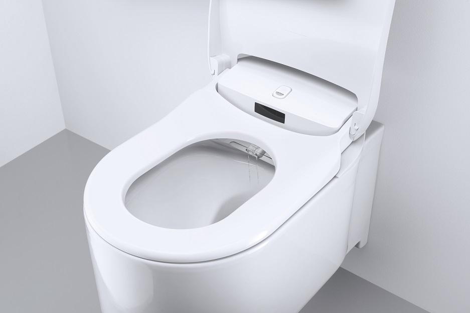 toaleta myjąca czyszczenie