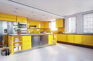 Kuchnia w kolorze Pantone – inspiracje