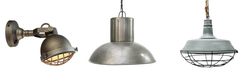 meble w stylu industrialnym a oświetlenie