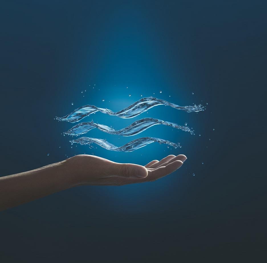 kontrola przepływu wody
