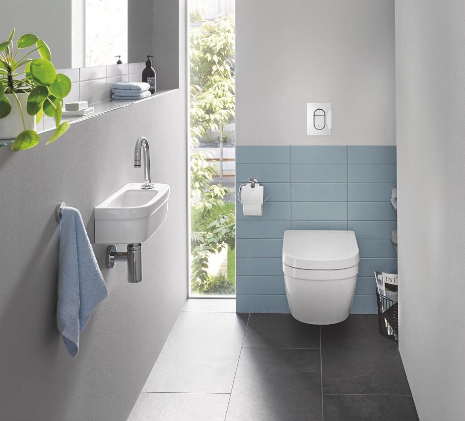 mała łazienka blok