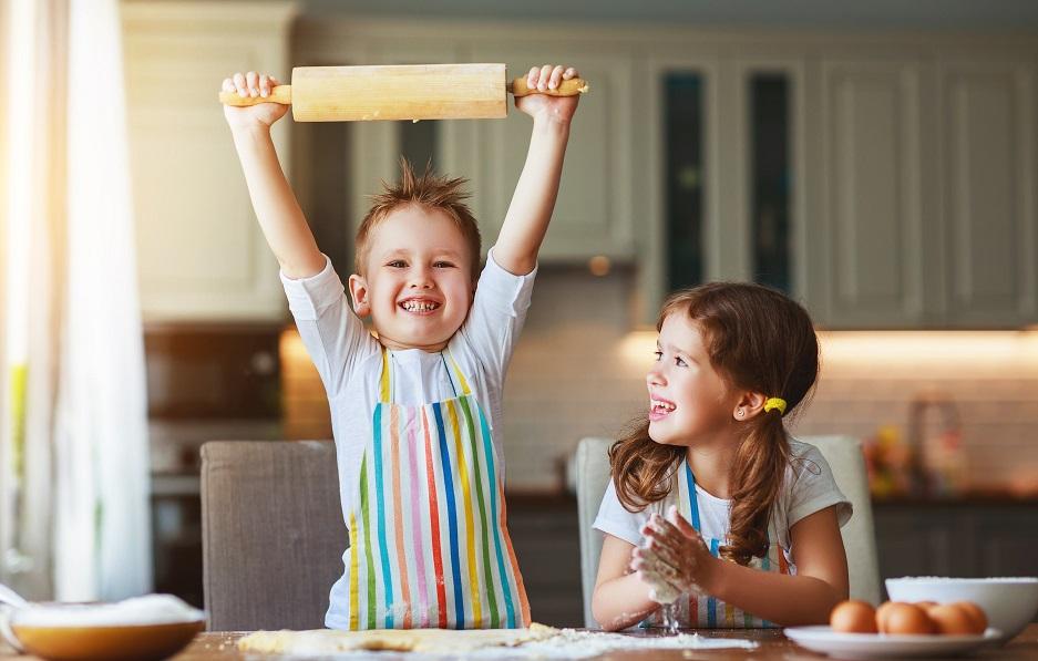 bezpieczeństwo dziecka w kuchni