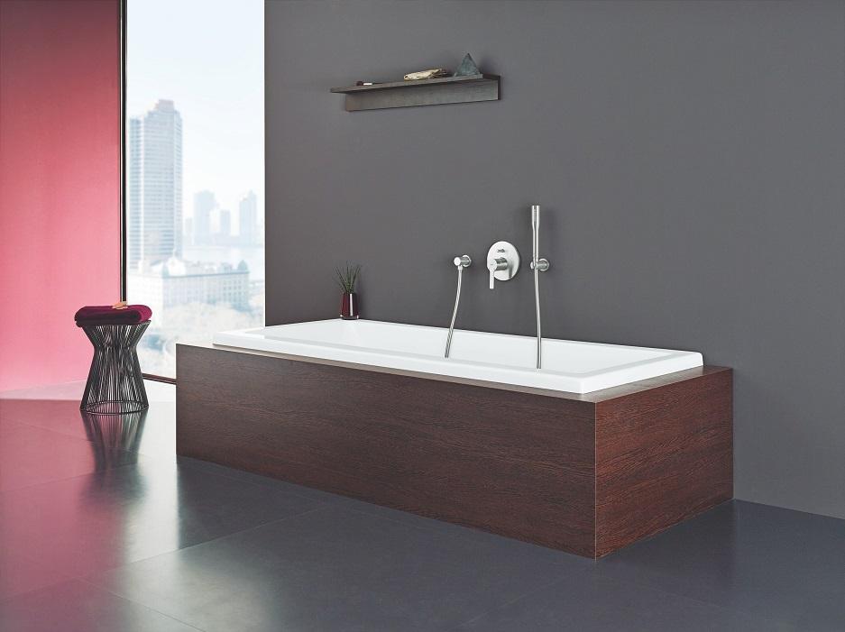 w jakim stylu urządzić łazienkę - styl minimalistyczny