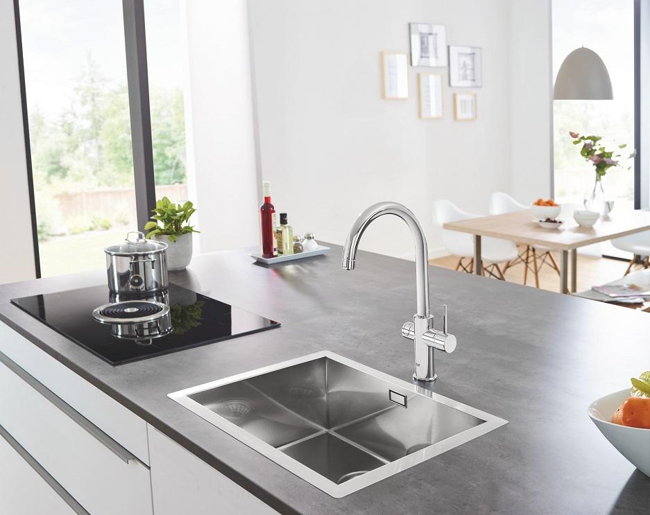 systemy kuchenne do utrzymania kuchni w czystości