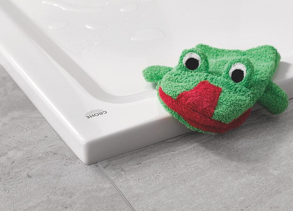 bezpieczeństwo dziecka w łazience