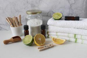 Jak wyczyścić pralkę naturalnymi środkami?
