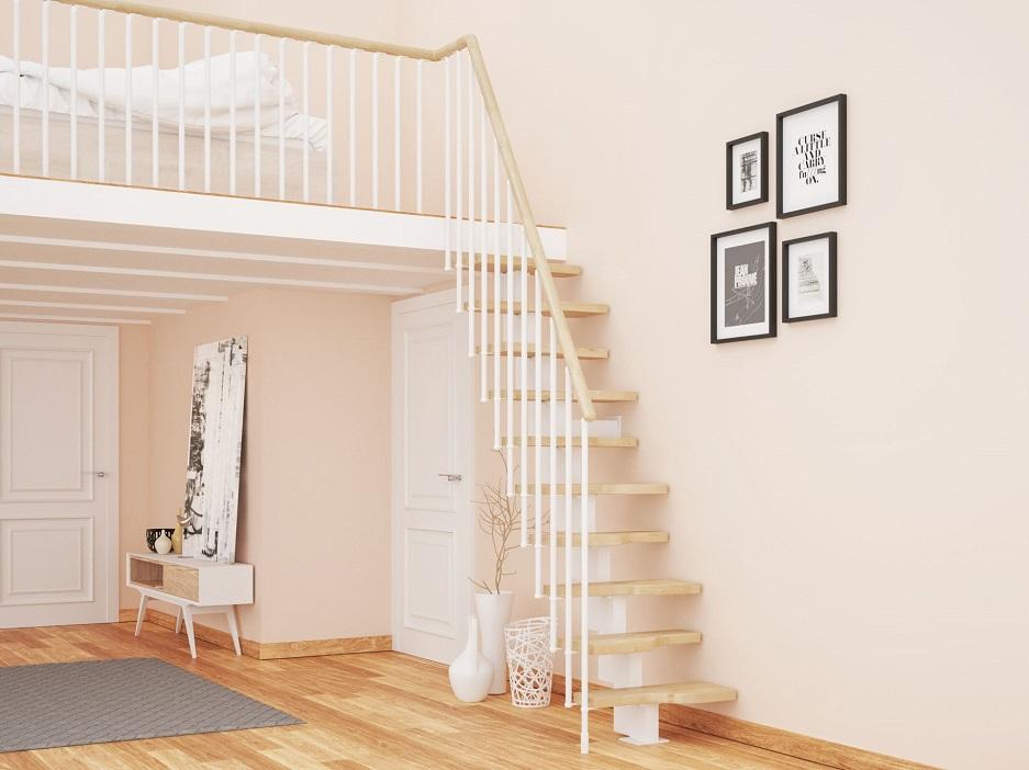 schody na antresolę