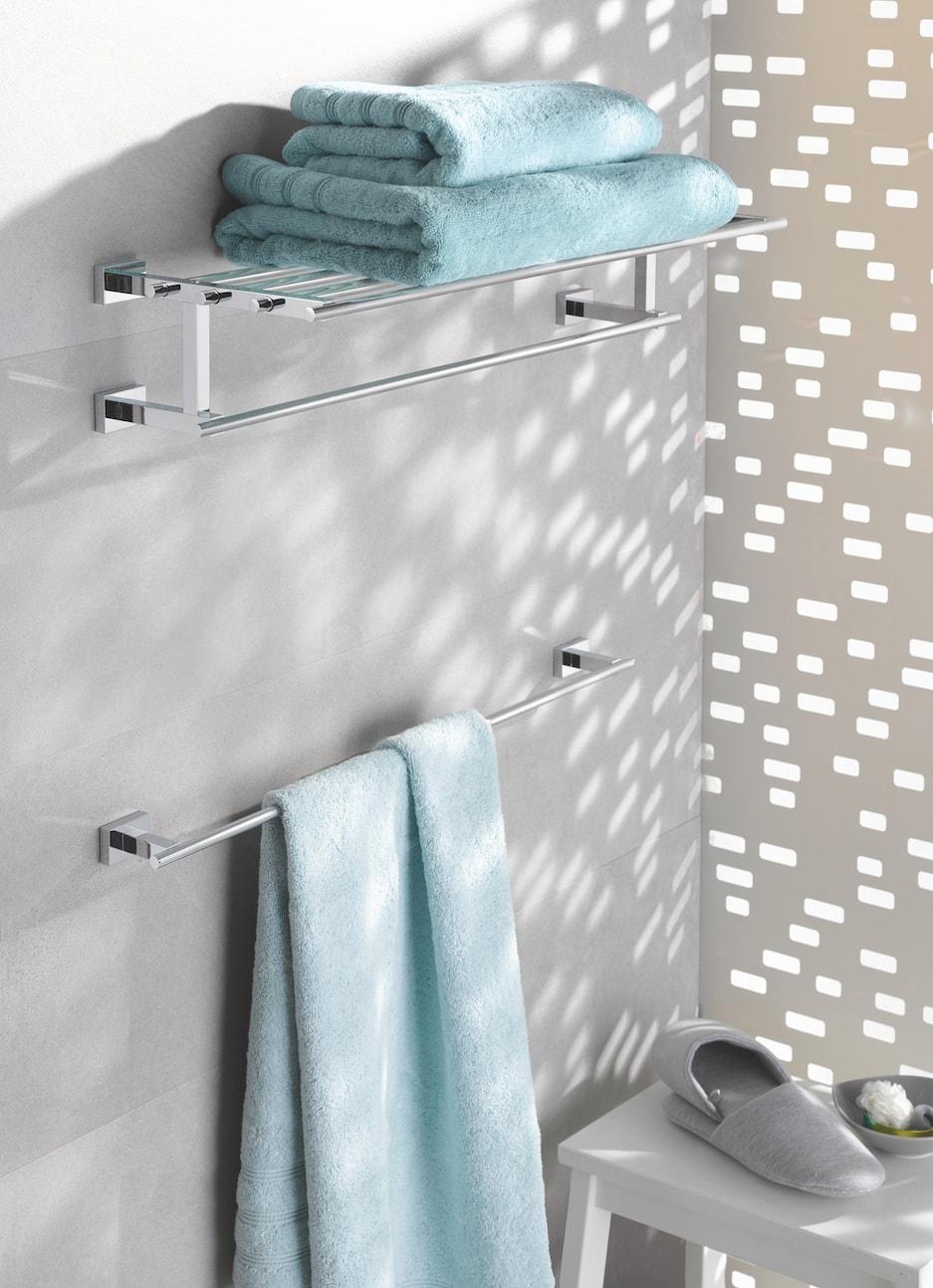 łazienkowe uchwyty na ręcznik