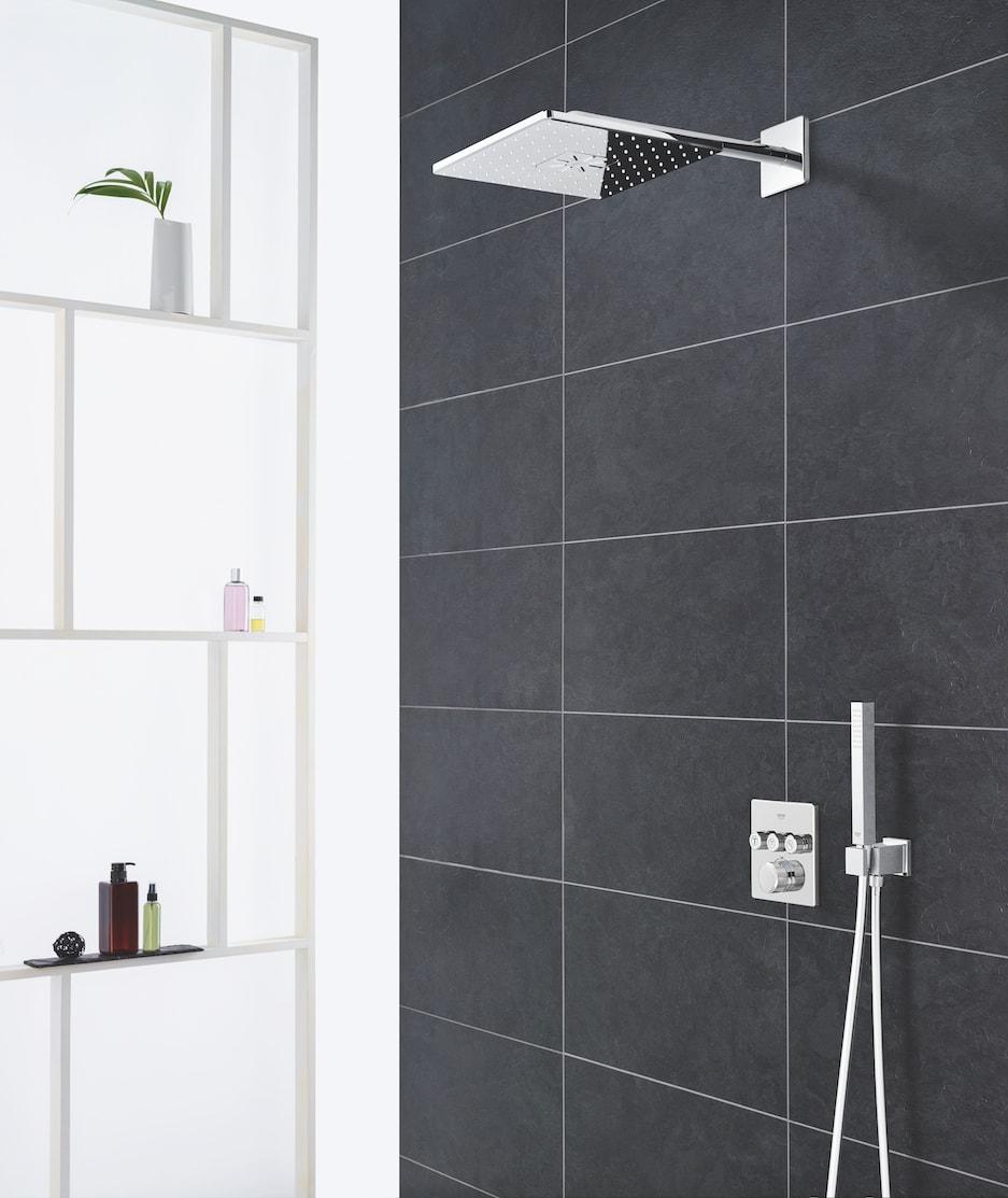 nowoczesna armatura łazienkowa
