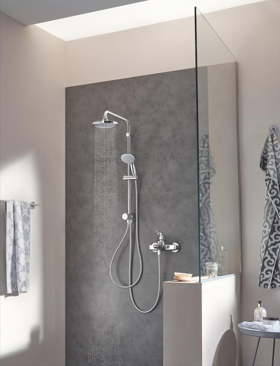 zestaw prysznicowy Grohe