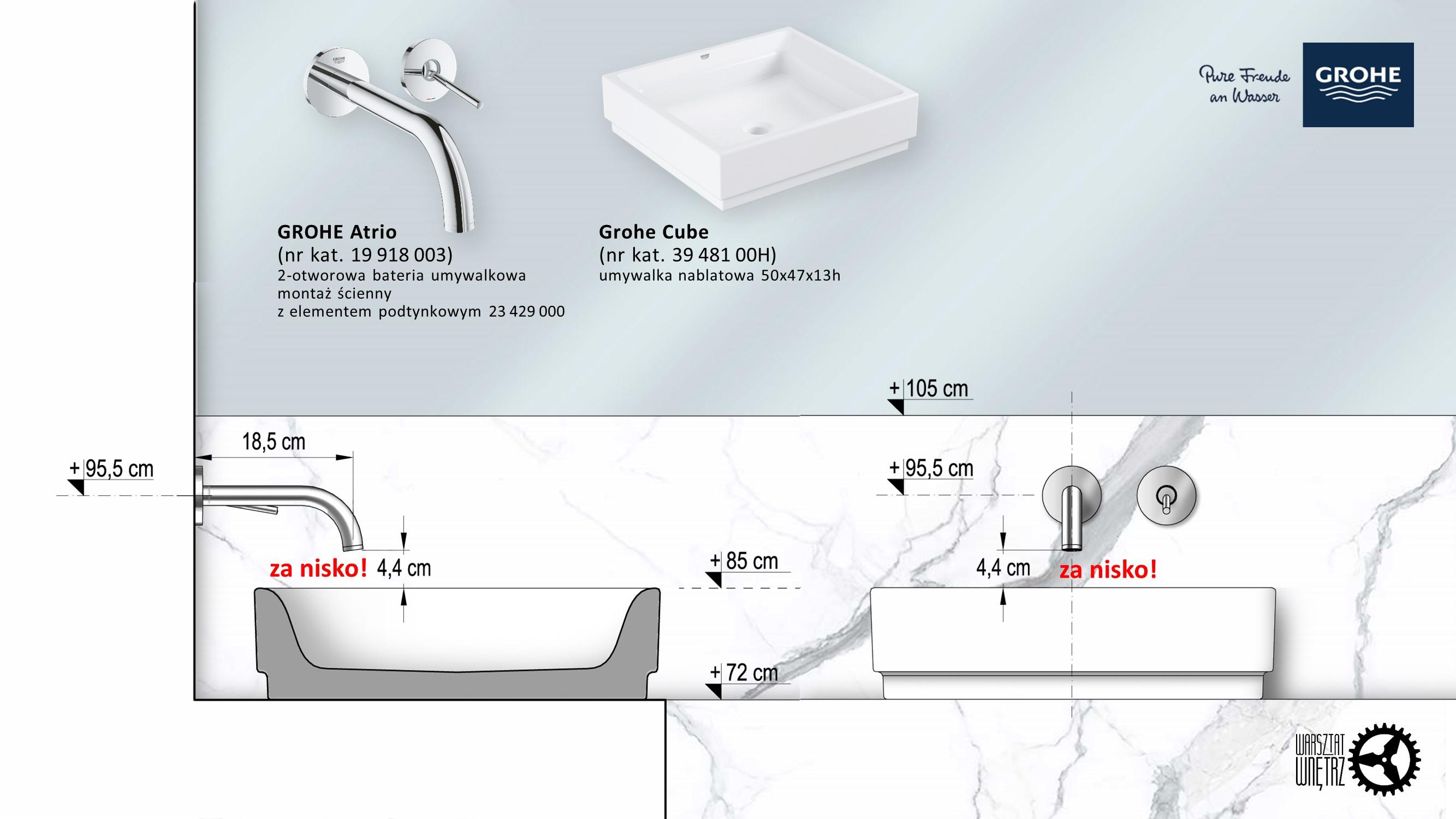 Jak dobrać baterie do umywalki?