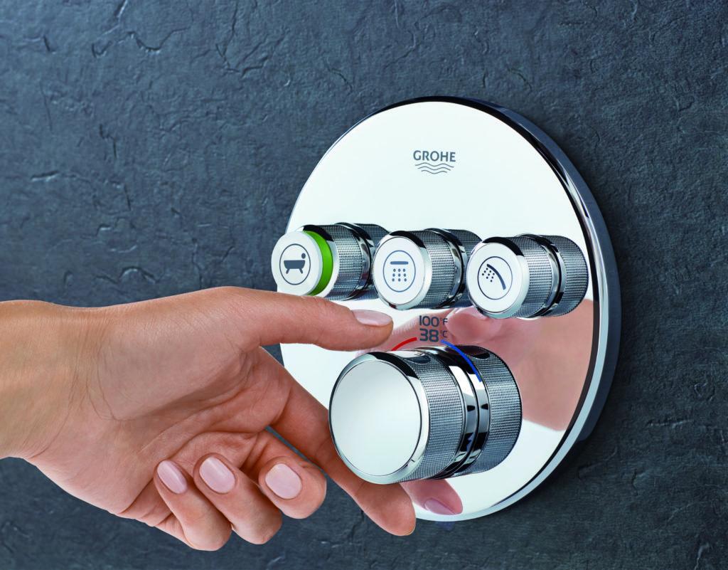 jak dobrać baterię podtynkową