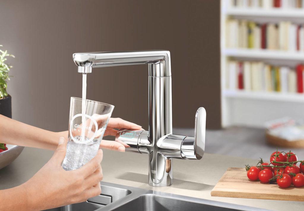 system filtrujący wodę