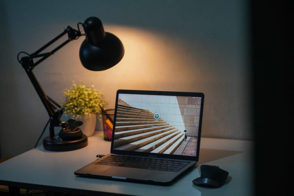 Lampka do biurka