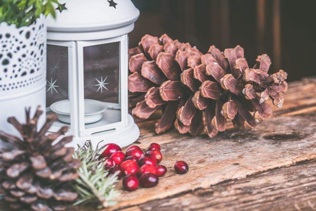 dekoracje świąteczne zrób to sam