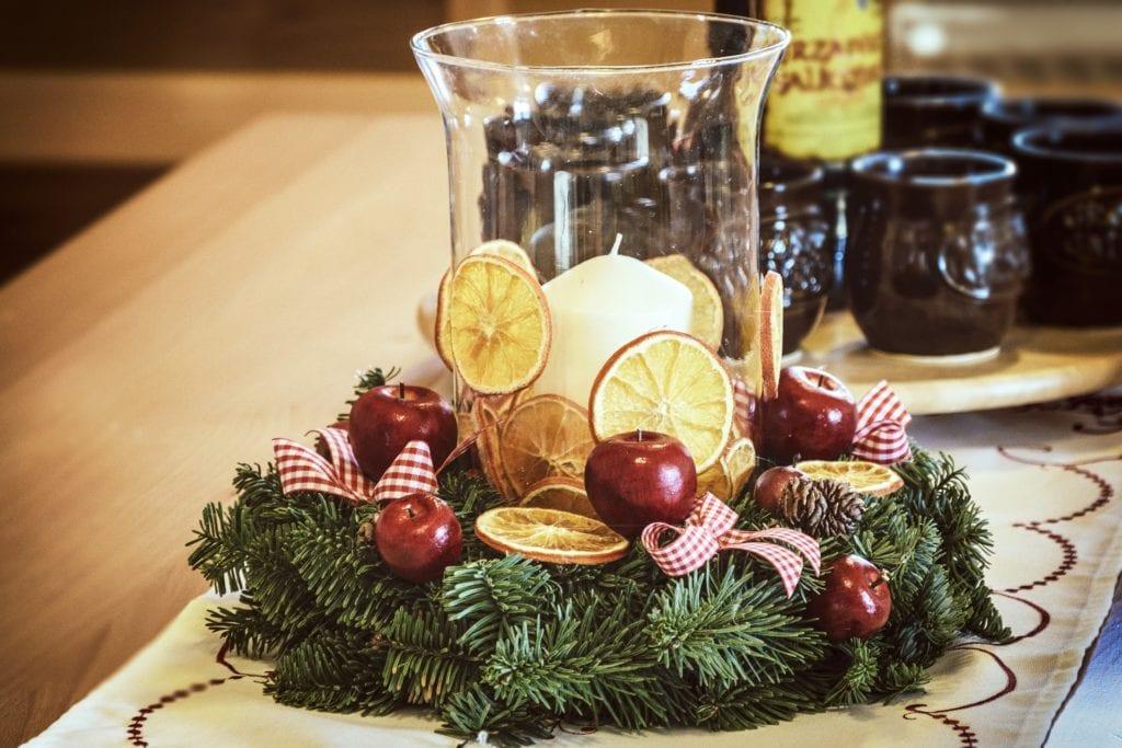 jak samodzielnie zrobić świąteczne ozdoby