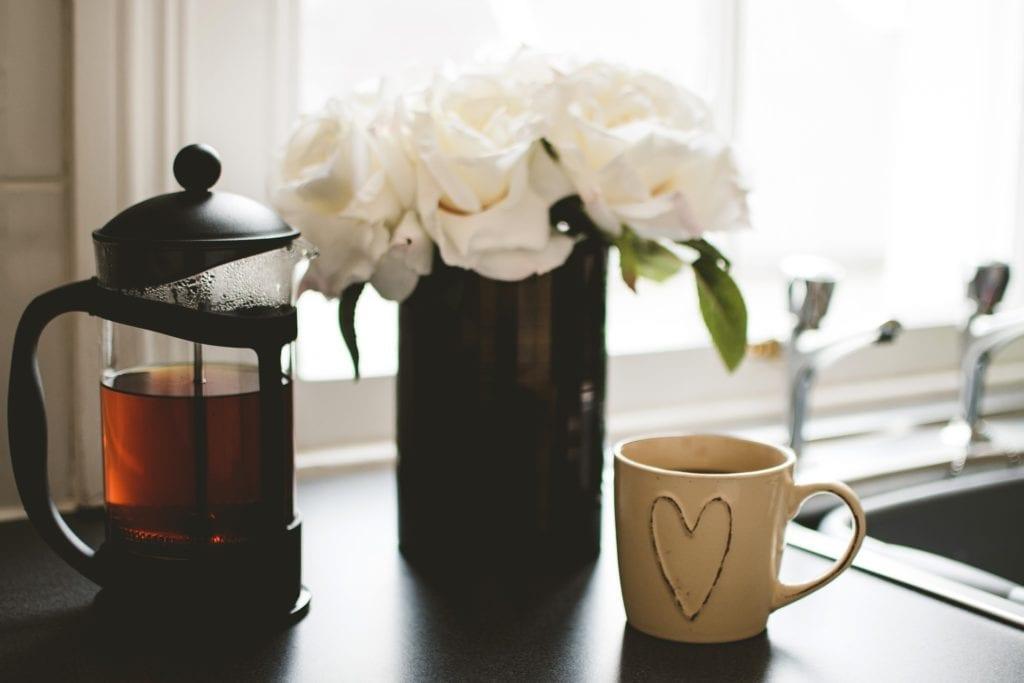 Kącik kawowy