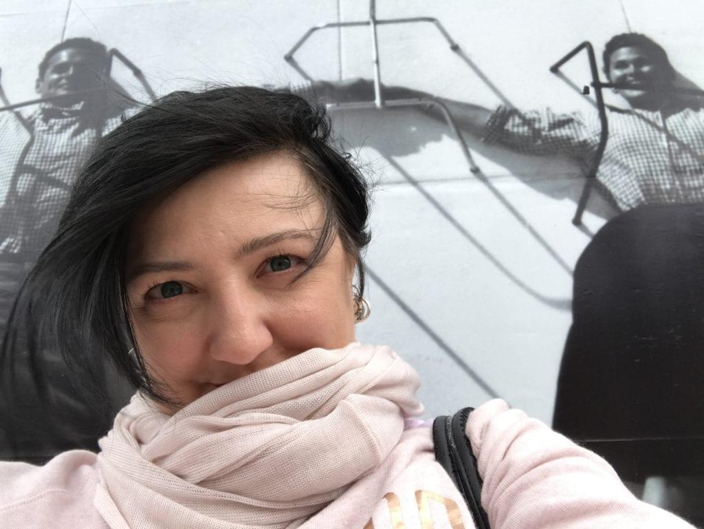 Dagmara Jakubczak.  Wystawa Eamesow w Genk