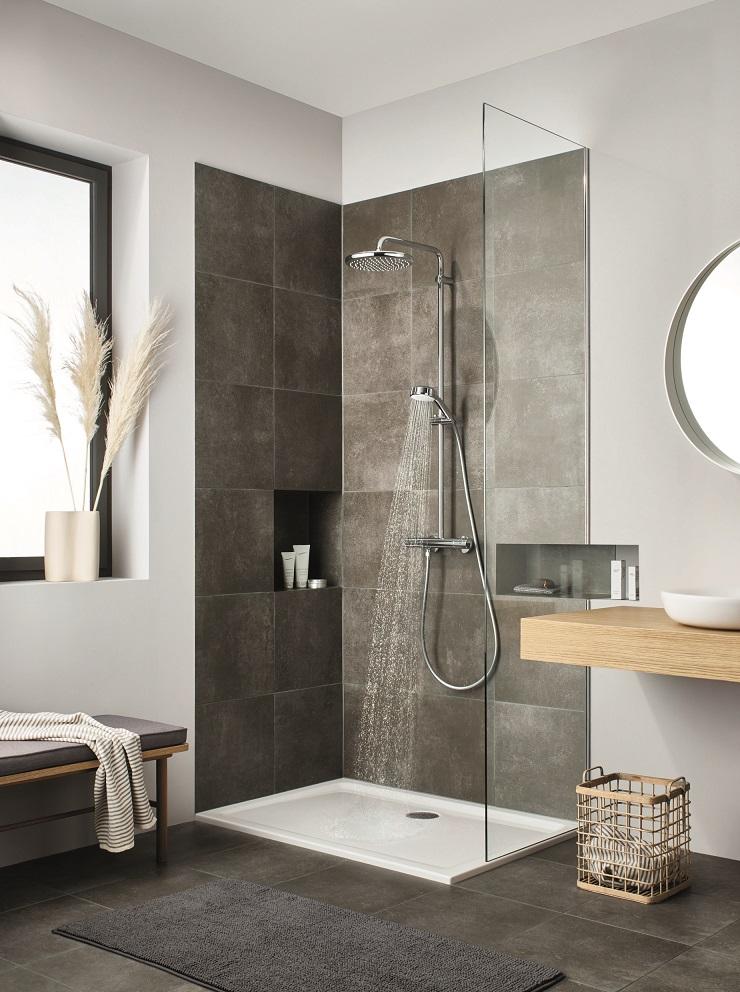zestaw prysznicowy do łazienki