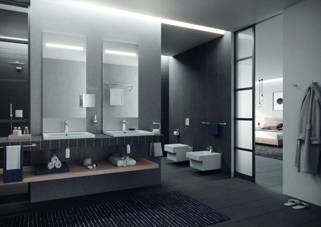 łazienka GROHE Cube
