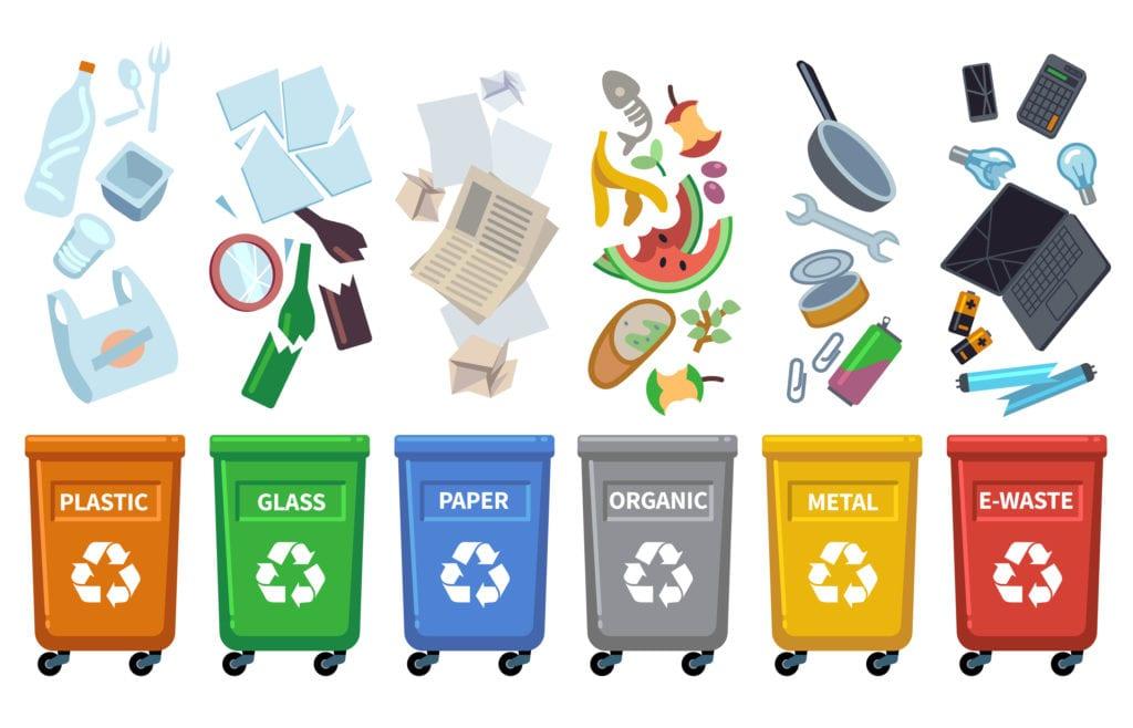 Jak sortować odpady w domu?