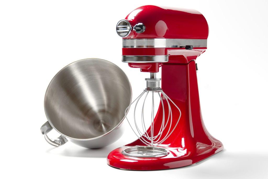 Retro robot kuchenny