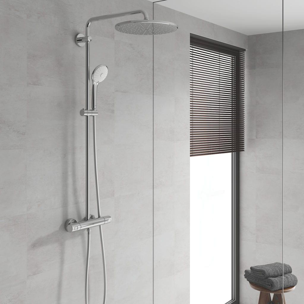 system prysznicowy GROHE