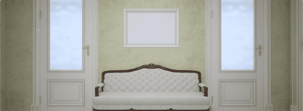 sofa camelback