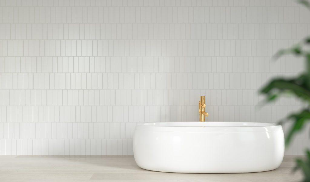 płytki łazienkowe trendy