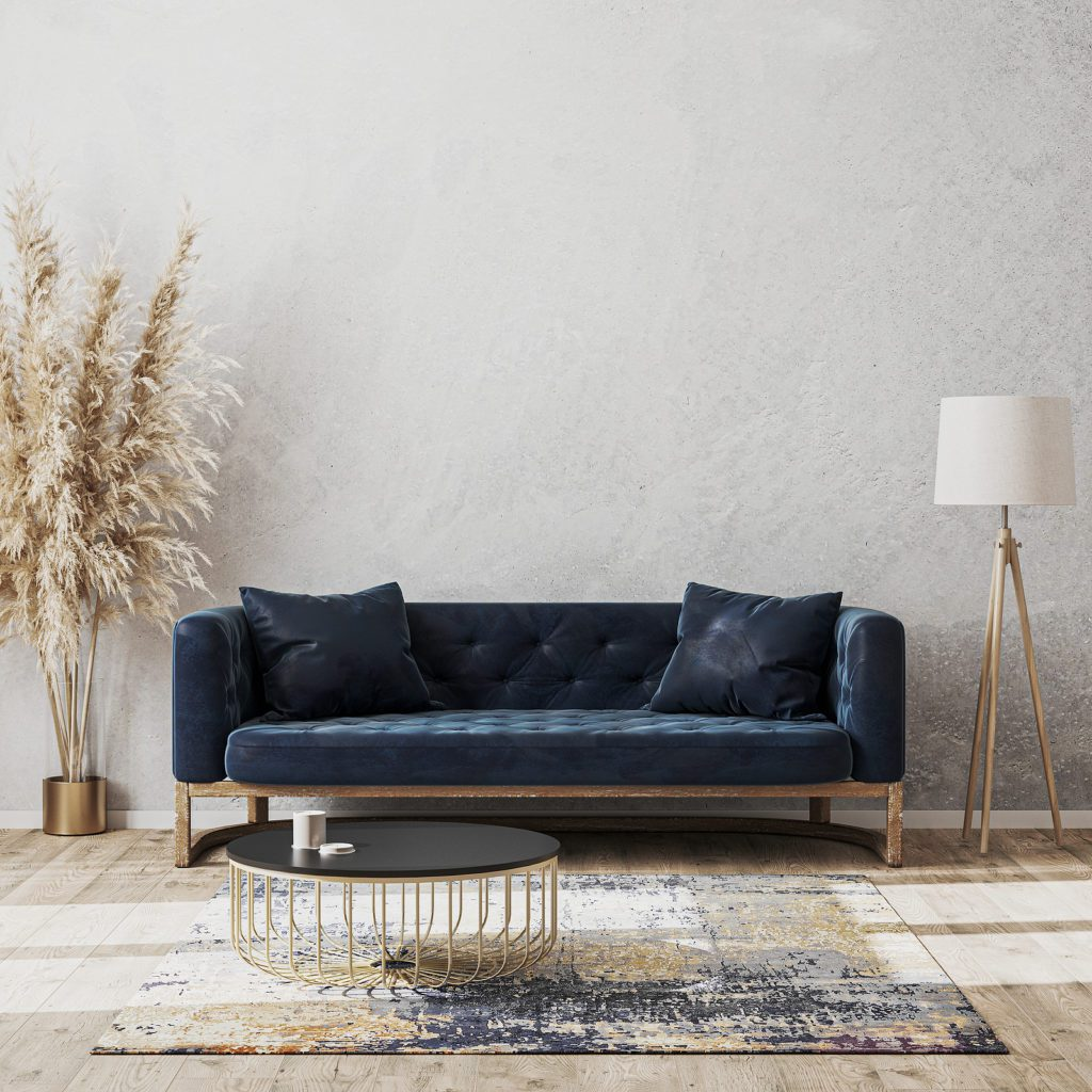 sofa tuxedo