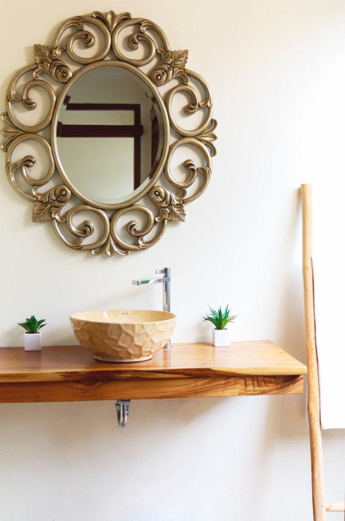 lustro do łazienki