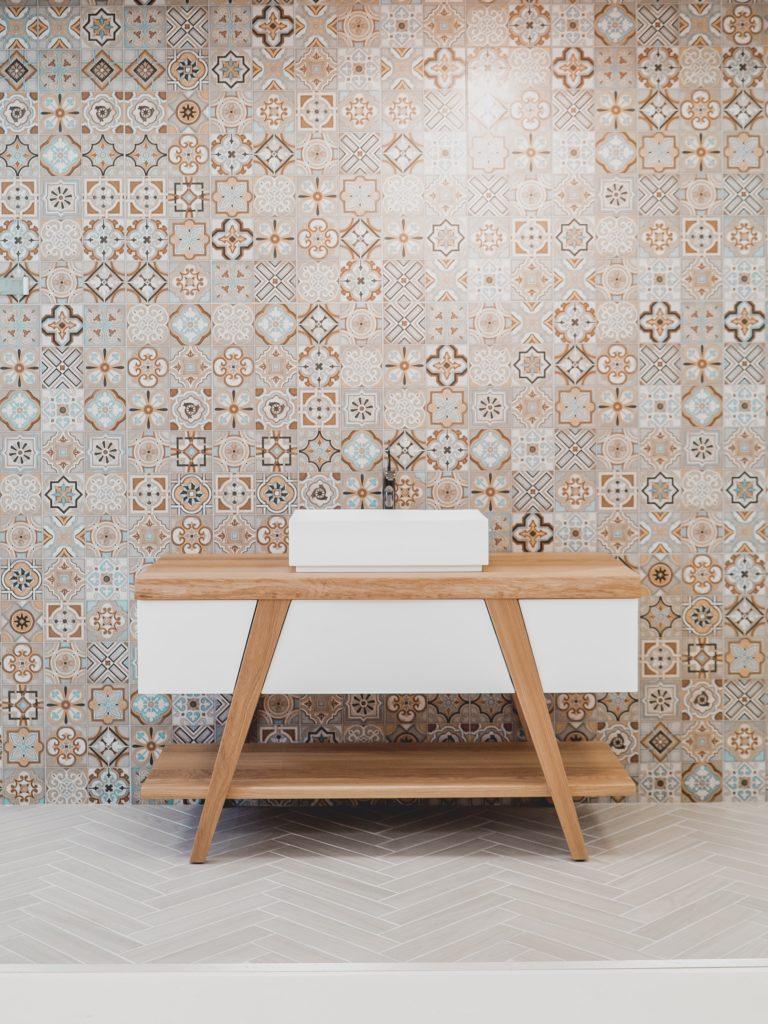 płytki wzory marokańskie
