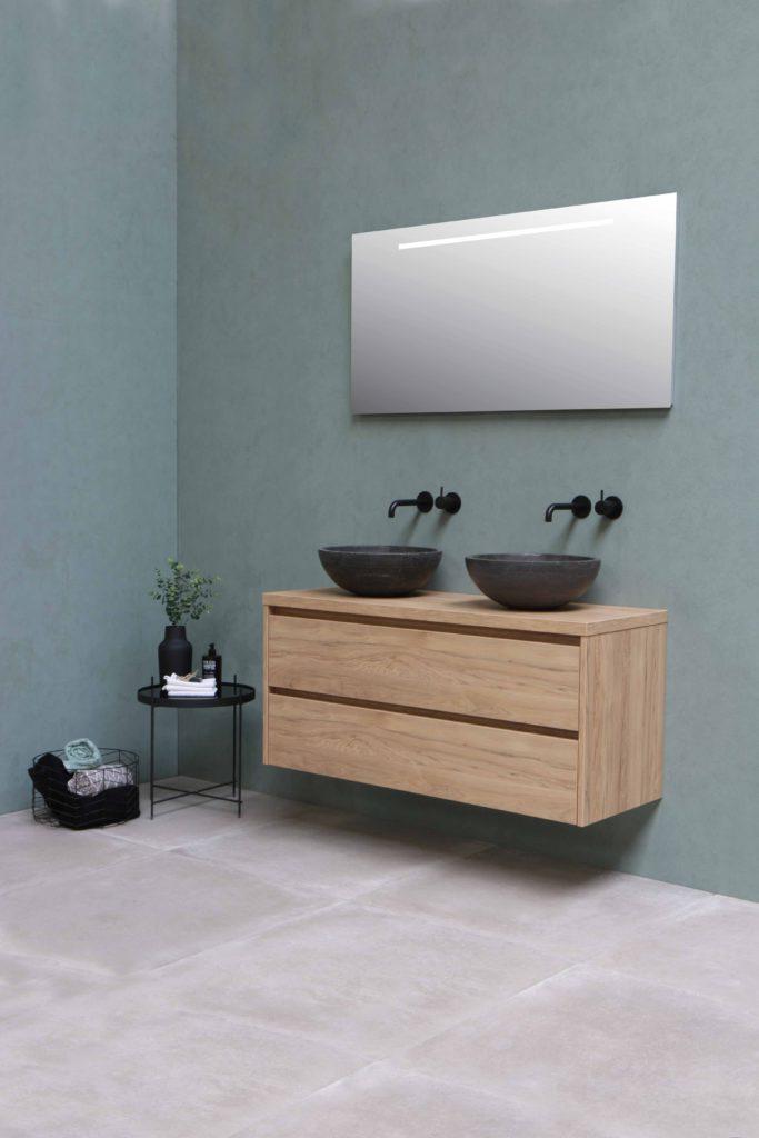 łazienka w stylu współczesnym